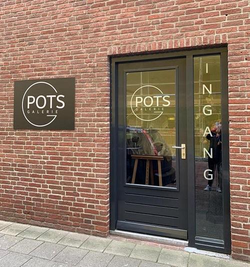 Galerie Post - ingang